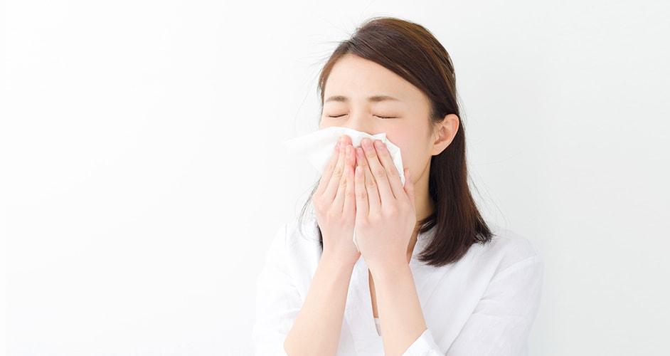 じぶんでできる花粉症対策講座