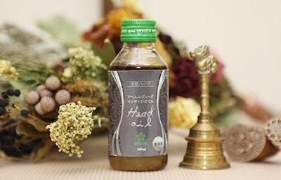 ヘッドオイル Head oil